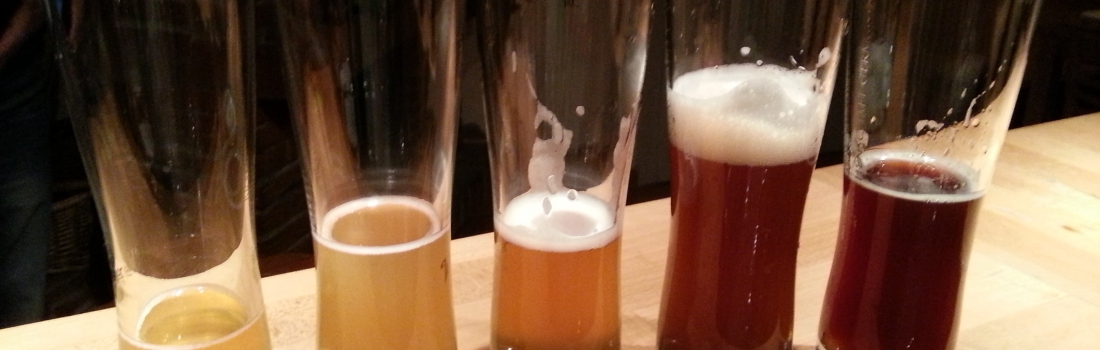 Bierprobe in Braunschweig